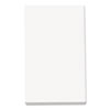 TOPS Memo Sheets, 3 x 5, White, 500 Sheets