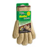 Master Caster 18040 CleanGreen Microfiber Dusting Gloves, Pair MAS18040 MAS 18040