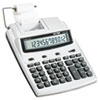 1212-3A AntiMicrobial Two-Color Printing Calculator, 12-Digit LCD, Black/Red