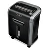 Fellowes Powershred 79Ci Medium-Duty Cross-Cut Shredder, 16 Sheet Capacity