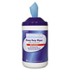 Heavy-Duty Wipes, 10 4/5 x 7, Fresh Scent, 90/Canister
