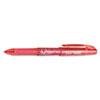 Pilot FriXion Point Erasable Gel Ink Stick Pen, .5mm, Red Ink
