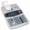 Victor 1570-6 Two-Color Ribbon Printing Calculator, Black/Red Print, 5.2 Lines/Sec
