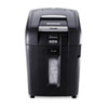 Stack-and-Shred 500X Heavy-Duty Cross-Cut Shredder, 500 Sheet Capacity