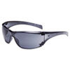 Virtua AP Protective Eyewear, Gray Frame and Lens, 20 per Carton