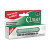Curad Silver Solution Antimicrobial Gel, 1/2 oz. Tube