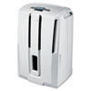Dehumidifier, White, 15w x 12d x 24h