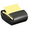 Pop-up Notes Dispenser for 3 x 3 Self-Stick Pop-Up Notes, Black Base