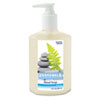 Liquid Hand Soap, Floral, 8 oz Pump Bottle, 12 per Carton