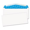 Quality Park Tinted Envelope, Contemporary, #10, White, 500/Box