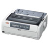 Oki Microline 690 24-Pin Narrow Carriage Dot Matrix Printer
