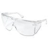 Tour Guard III Safety Glasses, Clear Frame/Lens, 20/Box