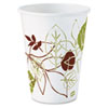 Dixie Pathways Paper Hot Cups, 12oz, 1000/Carton