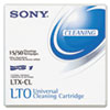 Sony LTO Universal Cleaning Cartridge, 50 Uses