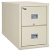 Patriot Insulated 2-Drawer Fire File, 20-3/4w x 31-5/8d x 27-3/4h, Parchment
