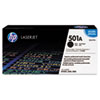 Q6470A (HP 501A) Toner Cartridge, 6,000 Page-Yield, Black,