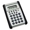 SKILCRAFT 7420014844559 Flip-Up Pocket Calculator, 8-Digit Digital