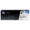 HP 304A, (CC530AG) Black Original LaserJet Toner Cartridge for US Government