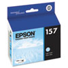 Epson T157520 UltraChrome K3 Ink, Light Cyan