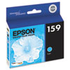Epson T159220 High-Gloss Ink, Cyan