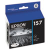 Epson T157820 UltraChrome K3 Ink, Matte Black