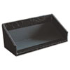 Aurora ProFormance Business Card Holder, Black, 1 5/8 x 1 3/4 x 4 1/8