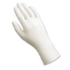 AnsellPro Dura-Touch 5 Mil PVC Disposable Gloves, Large, Clear, 100/Box