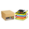 Astrobrights Colored Paper, 24lb, 8-1/2 x 11, 5 Assorted, 1250 Sheets/Carton