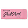 Paper Mate Pink Pearl Eraser, Small