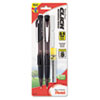 Twist-Erase CLICK Mechanical Pencil, 0.9 mm, Assorted Barrels, 2/Pk