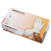 MediGuard Powdered Latex Exam Gloves, Large, 100/Box