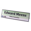 Tent Cards, White, 2 1/2 x 8 1/2, 2 Card/Sheet, 50 Sheets/Box