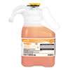 Stride Neutral Cleaner, Citrus Scent, Liquid, Two 1.4L Bottles