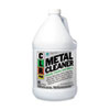 Metal Cleaner, 128 oz Bottle, 4 per Carton