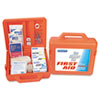 Weatherproof First Aid Kit for 50 People, Contains 175 Pieces