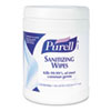 PURELL Sanitizing Hand Wipes, 6 x 6 3/4