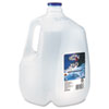 Office Snax Bottled Spring Water, Gallon, 3 Bottles/Carton