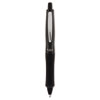 Pilot Dr. Grip Center of Gravity Ballpoint Retractable Pen, Black Brl, Blk Ink, Medium