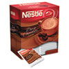 Nestle Instant Hot Cocoa Mix, Dark Chocolate, 0.71 oz Packets, 50/Box