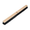 "Floor Brush Head, 2 1/2"" Black Tampico Fiber, 36"