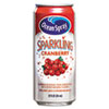 Ocean Spray Sparkling Cranberry Juice, 12 oz. Can, 12 per Carton