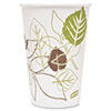 Dixie Pathways Paper Hot Cups, 16oz, 1000/Carton