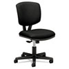 Volt Series Task Chair with Synchro-Tilt, Black Fabric