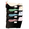 Officemate Wall Filing System, Four Pockets, 16 5/8