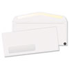 Window Envelope, Contemporary, #10, White, Recycled, 500/Box