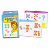 TREND Wipe-Off Activity Cards, Addition 1-10, 32/Pack