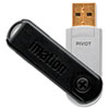 Defender F50 Pivot USB Flash Drive, 2GB