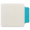 Post-it Tabs Durable Note Tabs, 2 3/4 x 3 3/8, Aqua, 10/PK