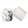 Boardwalk Green Bathroom Tissue, 2-Ply, White, 500 Sheets/Roll, 96 Rolls/Carton