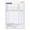 Purchase Order Book, 5-9/16 x 7-15/16, 2-Part Carbonless, 50 Sets/Book